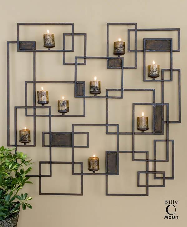 Wall Art Candles